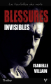 Couverture Blessures invisibles Editions Taurnada 2019
