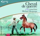 Couverture Cheval de guerre Editions Gallimard  (Ecoutez lire - Jeunesse) 2012
