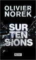 Couverture Surtensions Editions Pocket (Thriller) 2019
