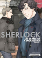Couverture Sherlock, tome 4 : Un scandale à Buckingham, partie 1 Editions Kurokawa 2019