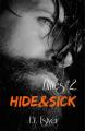 Couverture Elites, tome 2 : Hide & Sick Editions Autoédité 2019