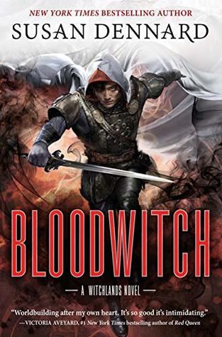 Couverture The Witchlands, book 3 : Bloodwitch