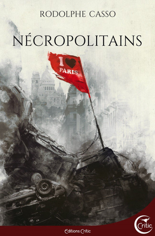 Couverture Nécropolitains