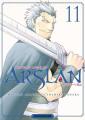 Couverture The Heroic Legend of Arslân, tome 11 Editions Kurokawa (Shônen) 2019