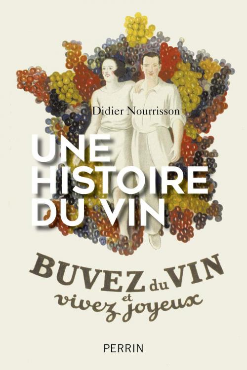 Couverture Une histoire du vin