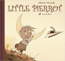 Couverture Petit Pierrot, tome 1 : Décrocher la Lune Editions The Lion Forge 2017