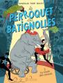 Couverture Le perroquet des Batignolles, tome 2 : la ronde des canards Editions Dargaud 2014