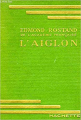 Couverture L'Aiglon Editions Hachette 1939