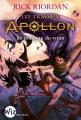 Couverture Les travaux d'Apollon, tome 4 : Le tombeau du tyran Editions Albin Michel (Jeunesse - Wiz) 2019