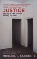 Couverture Justice Editions Penguin books 2009