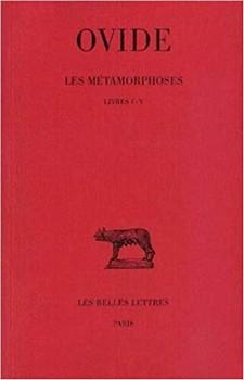 Couverture Les Métamorphoses I-V