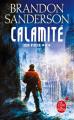 Couverture Coeur d'acier, tome 3 : Calamité Editions Le Livre de Poche (Science-fiction) 2018