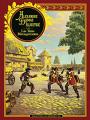 Couverture Les Trois Mousquetaires Editions Altaya (Alexandre Dumas Illustré) 2020