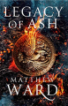 Couverture Legacy Trilogy, book 1: Legacy of Ash Editions Orbit Books 2020