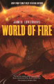 Couverture Dev Harmer Mission, book 1: World of Fire Editions Solaris 2014