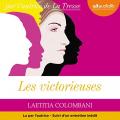 Couverture Les victorieuses Editions Audible studios 2019