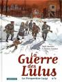 Couverture La Guerre des Lulus : 1916 : La perspective Luigi, partie 2 Editions Casterman 2019