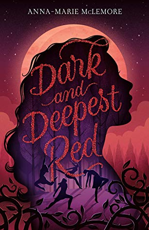 Couverture Dark and Deepest Red