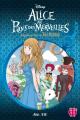 Couverture Alice au pays des merveilles, intégrale (manga) Editions Nobi nobi ! (Disney Manga) 2019