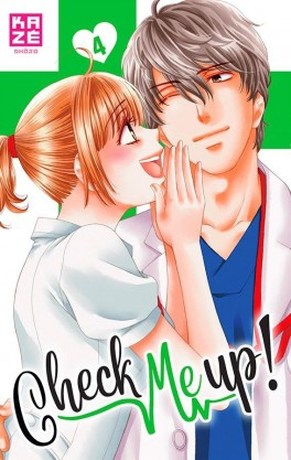 Couverture Check Me Up !, tome 4