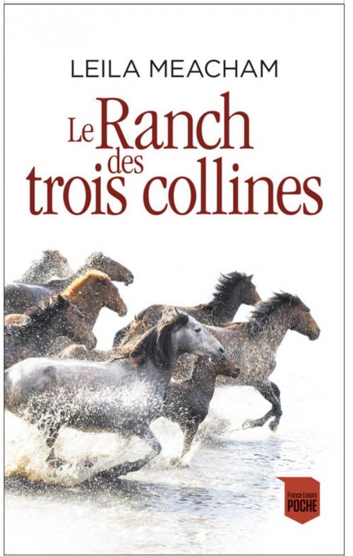 Couverture Le ranch des trois collines