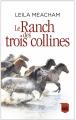 Couverture Le ranch des trois collines Editions France Loisirs 2019