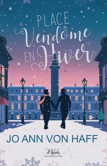 Couverture Place Vendôme en hiver