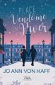 Couverture Place Vendôme en hiver Editions MxM Bookmark (Romance) 2019