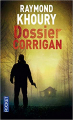 Couverture Dossier Corrigan Editions Pocket (Thriller) 2014
