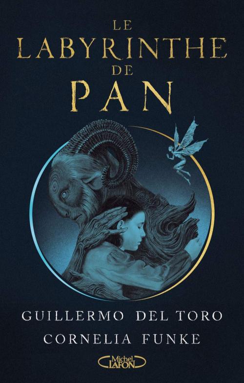 Couverture Le Labyrinthe de Pan