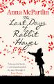 Couverture Les derniers jours de Rabbit Hayes Editions Transworld digital 2014