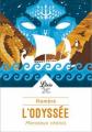 Couverture L'Odyssée, extraits Editions Librio (Morceaux Choisis) 2019