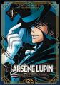 Couverture Arsène Lupin, L'aventurier, tome 1 : Le diadème de la princesse de Lamballe Editions 12-21 2017