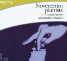 Couverture Novecento : Pianiste Editions Gallimard  2009