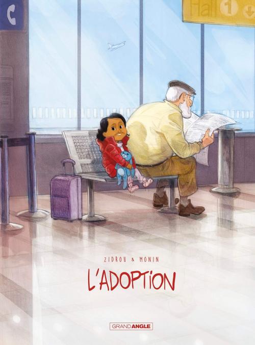 Couverture L'adoption, intégrale