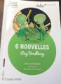 Couverture 6 nouvelles Editions Folio  (+ Collège) 2018