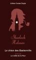 Couverture Intégrale Sherlock Holmes, tome 4 : Le chien des Baskerville, La vallée de la Peur Editions Archipoche 2019