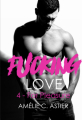 Couverture Fucking love, tome 4 : For Pleasure Editions Autoédité 2019