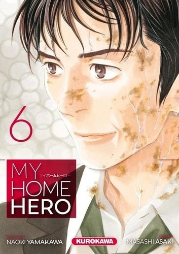 Couverture My Home Hero, tome 06