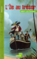 Couverture L'île au trésor Editions Géo Ado (Littérado) 2006