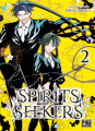 Couverture Spirits Seekers, tome 2 Editions Pika 2019