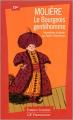 Couverture Le bourgeois gentilhomme Editions Flammarion (GF - Etonnants classiques) 2001