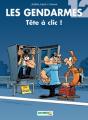 Couverture Les gendarmes, tome 12 : Tête à clic ! Editions Bamboo 2009