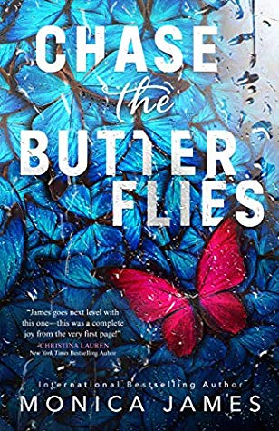 Couverture Chase the butterflies