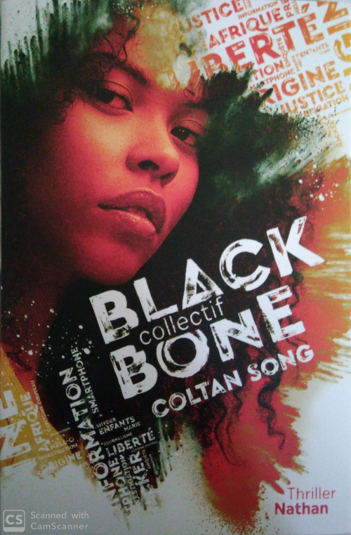 Couverture Collectif Black Bone, tome 1: Coltan song