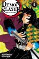 Couverture Les rôdeurs de la nuit / Demon Slayer, tome 05 Editions Panini (Manga) 2019