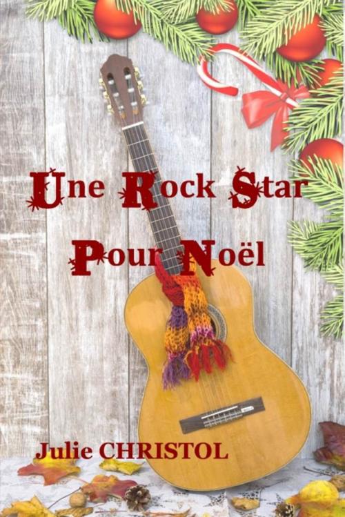 Couverture Une rock star pour Noel
