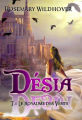Couverture Désia, tome 1 : Le royaume des vents Editions Autoédité 2019