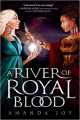 Couverture A River of Royal blood, book 1 Editions Putnam 2019