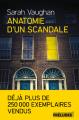 Couverture Anatomie d'un scandale Editions Préludes 2019